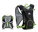 YiDing Light Weight Close-Fitting Hydration Pack Great for Hiking - Running - Biking - Kids Men and Women 8L Blue