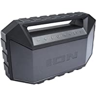 ION Audio Plunge Max Boombox (Black)