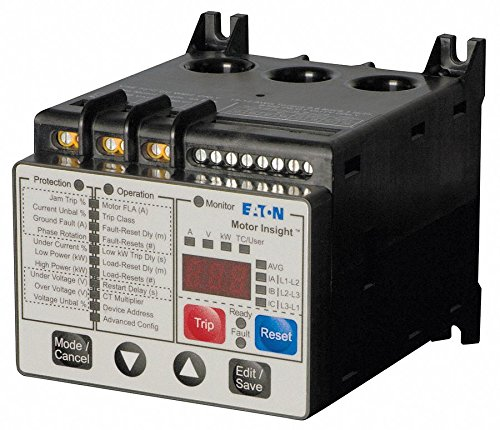 Motor Management System with Keypad, Optional Interface, 600VAC Control Voltage