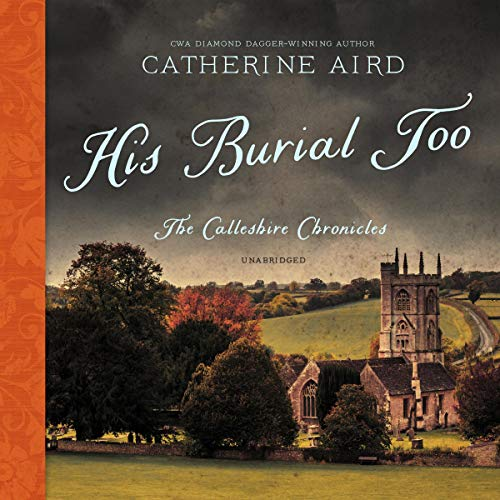 Pdf Thriller His Burial Too: The Calleshire Chronicles, Book 5