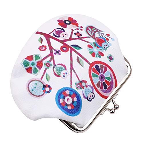 Sac Stockage Bag D'anniversaire Téléphone Cadeau Festival Forme Main Festival Style En Hibou Jifncr Portefeuille Coin 2 Mignon Cartoon 2 Drôle De À vzwqzOaE