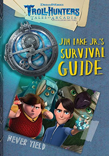 Jim Lake Jr.'s Survival Guide (Trollhunters)