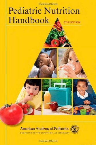 Pediatric Nutrition Handbook by AAP Committee on Nutrition (2008-11-01)