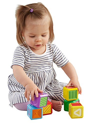 Fisher-Price Laugh & Learn First Words Shape Blocks JungleDealsBlog.com