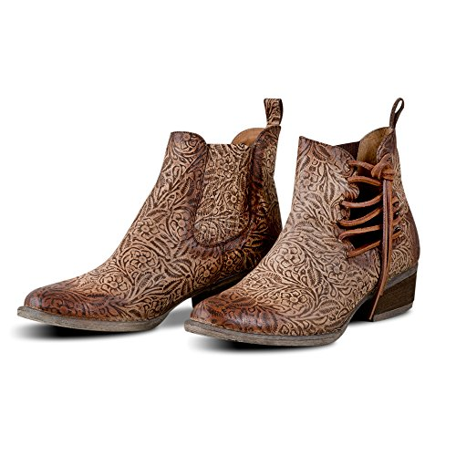 Corral Boots Women's Q5004 Brown 8 B US