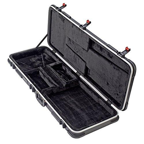 ProRockGear RGM380TSA TSA ABS Deluxe Rectangular Guitar Case by ProRockGear (Image #2)
