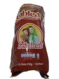 Las Sevillanas Obleas con Cajeta Wafers with Goat\'s Milk