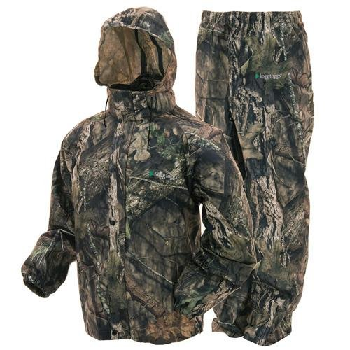 Frogg Toggs All Sport Rain Suit, Mossy Oak Break-up Country, Size Small All Sport Rain Suit, Mossy Oak Break-up Country, Small