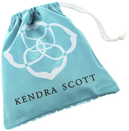 Kendra Scott ''MysticBazaar'' Gold Iridescent Drusy Fran Drop Earrings by Kendra Scott (Image #3)