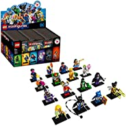 LEGO Minifigures DC Super Heroes Series 71026 Collectible Set, New 2020 (1 of 16 to Collects) Featuring Charac