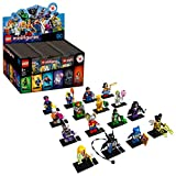 Toys : LEGO Minifigures DC Super Heroes Series 71026 Collectible Set, New 2020 (1 of 16 to Collects) Featuring Characters from DC Universe Comic Books