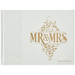 Mr & Mrs Wedding Guest Book