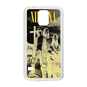 New Fashion Hard Back Cover Case for SamSung Galaxy S5 I9600 with New Printed Nirvana