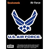usaf decals - United States Air Force USAF Licensed Logo Car Truck Sticker Vehicle Decal