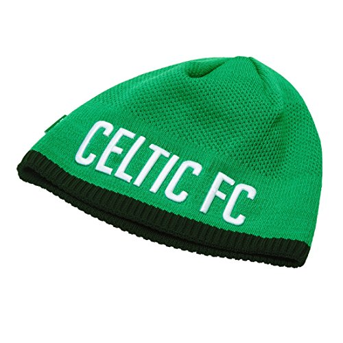 db74271df36b4 New Balance Celtic FC Adult Beanie Hat – Official Licensed Product