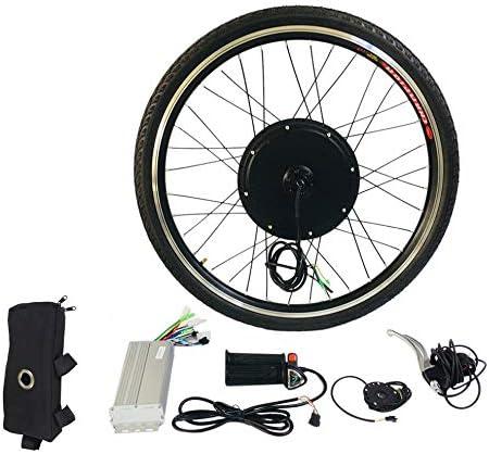 fengwen66 1000W Kit de conversión de Bicicleta eléctrica E 26 ...