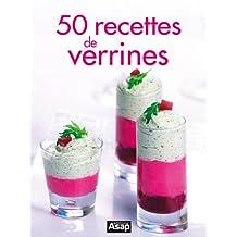 50 recettes de verrines (French Edition)