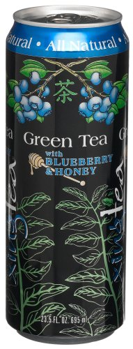Cott Beverages Xingtea With Blueberry And Honey, 23.5-Ounce Cans (Pack Of 12)