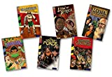img - for Oxford Reading Tree TreeTops Graphic Novels: Level 15: Pack of 6 by Liam O'Donnell (2014-01-09) book / textbook / text book