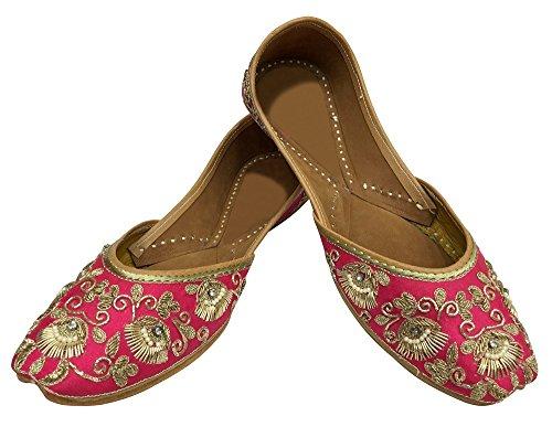 Step n Style - Sandalias de vestir para mujer rosa rosa
