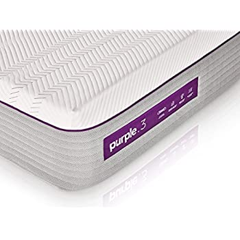 Amazon Com The New Purple Mattress With Soft 3 Quot Smart