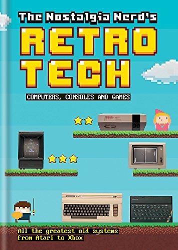 The Nostalgia Nerd's Retro Tech: Computer, Consoles and Games