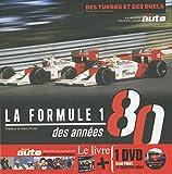 Formule 1 des années 80 - livre + DVD GRATUIT