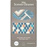 iPhone or Smartphone Microfiber Mobile Cellphone Screen Cleaner (Kaya and Tidal Stripe)