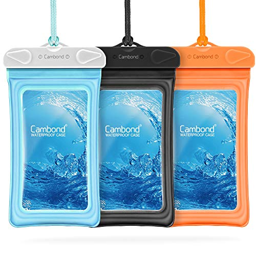 Floating Waterproof Cambond Transparent Lanyard product image
