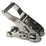 Wide Handle Stainless Steel Type 304 Ratchet for 1'' Webbing