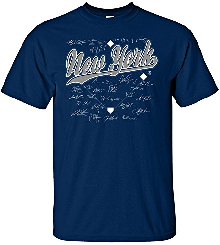 Yankees Team Signed Baseball - 1