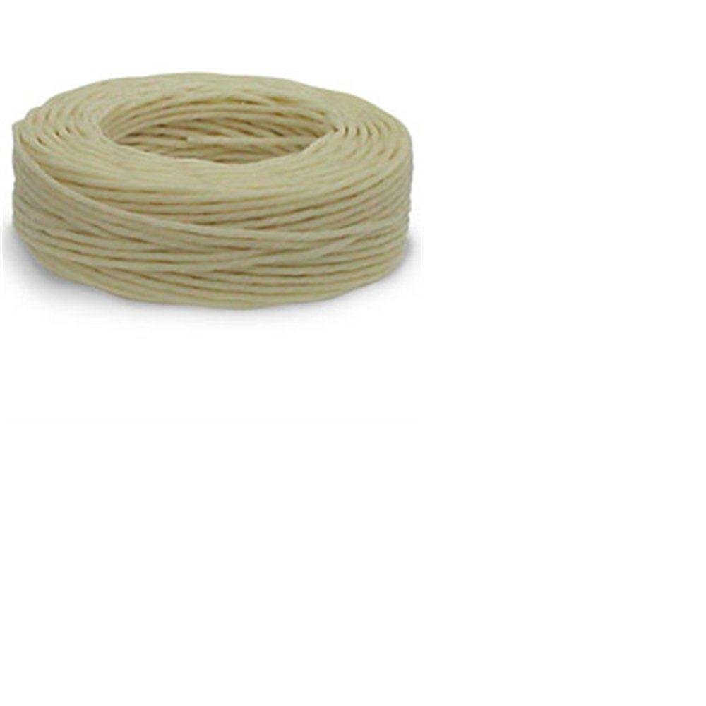 Tandy Leather Waxed Thread 25 yds. (22.9 m) Natural