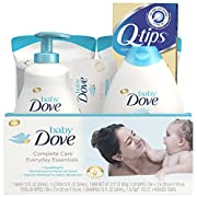Baby Dove Complete Care Everyday Essentials, Gift Set 7 pc
