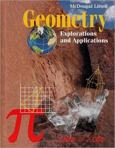 Libro Epub Gratis Geometry Explanations & Applic
