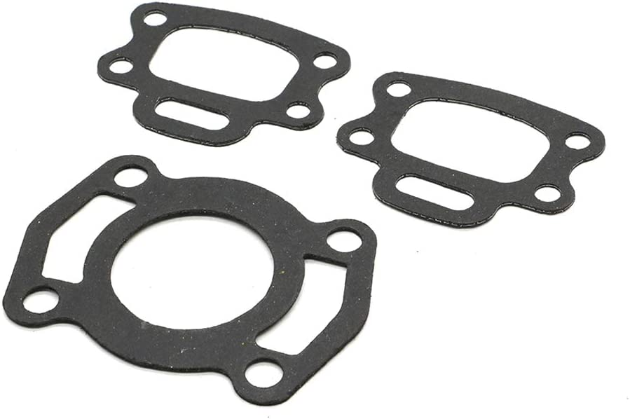 AUTOVIC Exhaust Pipe Manifold Gasket Kit for SeaDoo XP GTX GS GTI GTS GSI SP SPI SPX Speedster