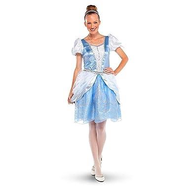 Amazon.com: Tienda de Disney disfraz de princesa Cenicienta ...