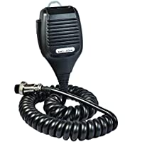 Round MC-43S Handheld Mic Microphone 8-Pin for Kenwood Digital Mobile Radio TM241, TM231, TM421, TM441, TM221, MC-43S TS-480SAT/TS-590S/TS-990S