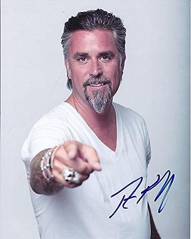 Richard Rawlings Signed Autographed Gas Monkey Garage Photo At