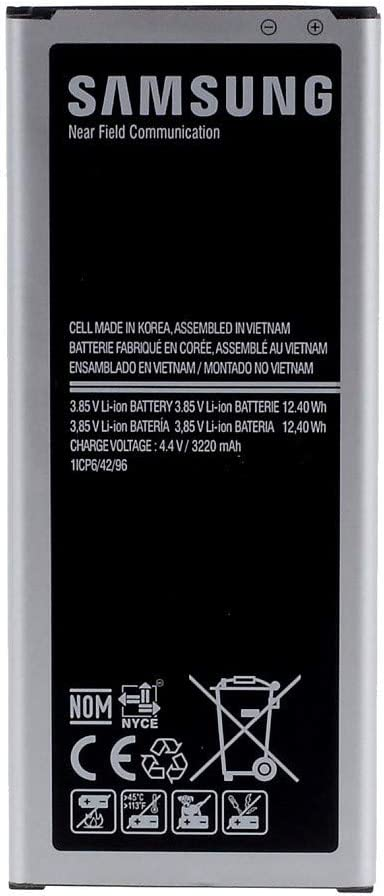 BEST2MOVIL Batterie Interne EB-BN910BBE 3220 mAh Compatible avec Samsung Galaxy Note 4 N910