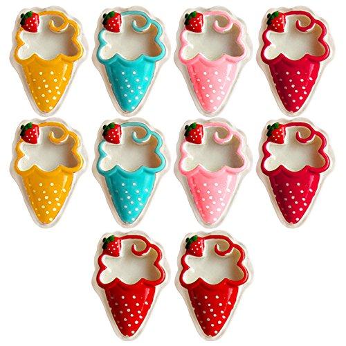 strawberry refrigerator magnets - 4
