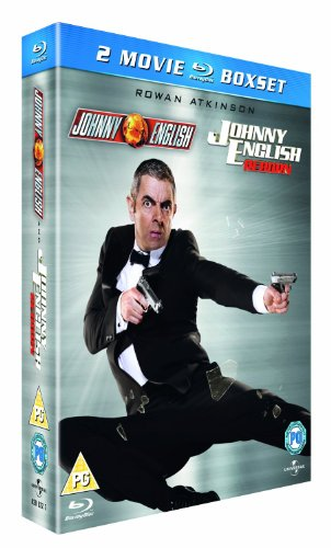 Johnny English / Johnny English Reborn Double Pack [Blu-ray]