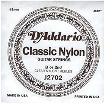 Cuerdas sueltas Guitarra Española Serie Classic Nylon B-2: Amazon ...