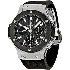 Hublot Big Bang Evolution Black Magic Ceramic Chronograph Watch - 301.SM.1770.RX