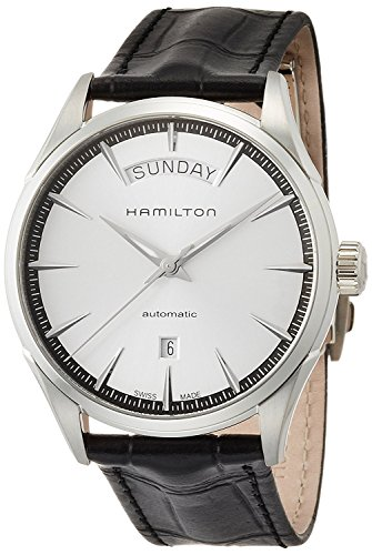 HAMILTON watch Jazzmaster Day Date H42565751 Men's [regular imported goods]