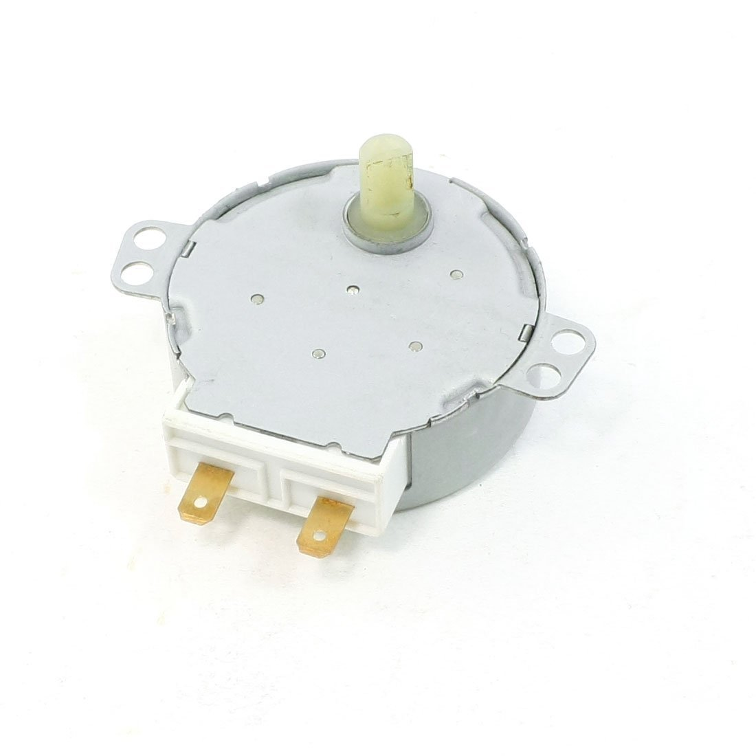 sourcingmap® AC 220V/240V 4W 4-4.8 RPM Microwave Oven Turntable Synchronous Motor TRTAXCEEGF7844