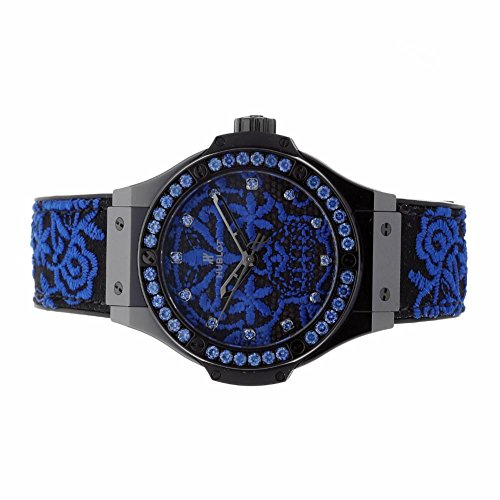 Hublot Big Bang automatic-self-wind womens Watch 343.CL.6590.NR.1201 (Certified Pre-owned)