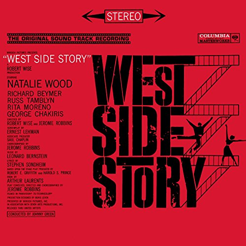 Thriller Album Cover (West Side Story)