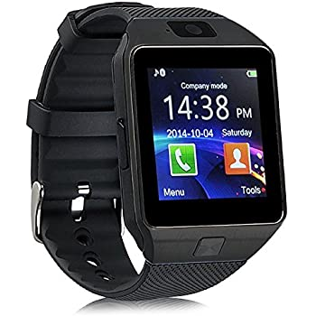 Watches, Parts & Accessories Aggressive Latest Dz09 Smart Watch With Sim Card Slot Camera For Android Samsung Iphone Cell Phones & Accessories
