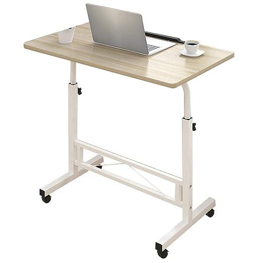 Mesa de Noche para Ordenador portátil, Escritorio para Cama, se ...