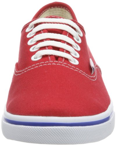 Vans Authentic Lo Pro VGYQETR Unisex - Erwachsene Klassische Sneakers Rojo (Rot (mars red/true w))